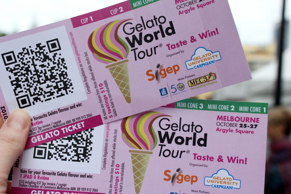 Gelato World Tour 6