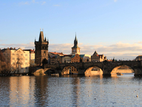 Charles Bridge in Prague copy