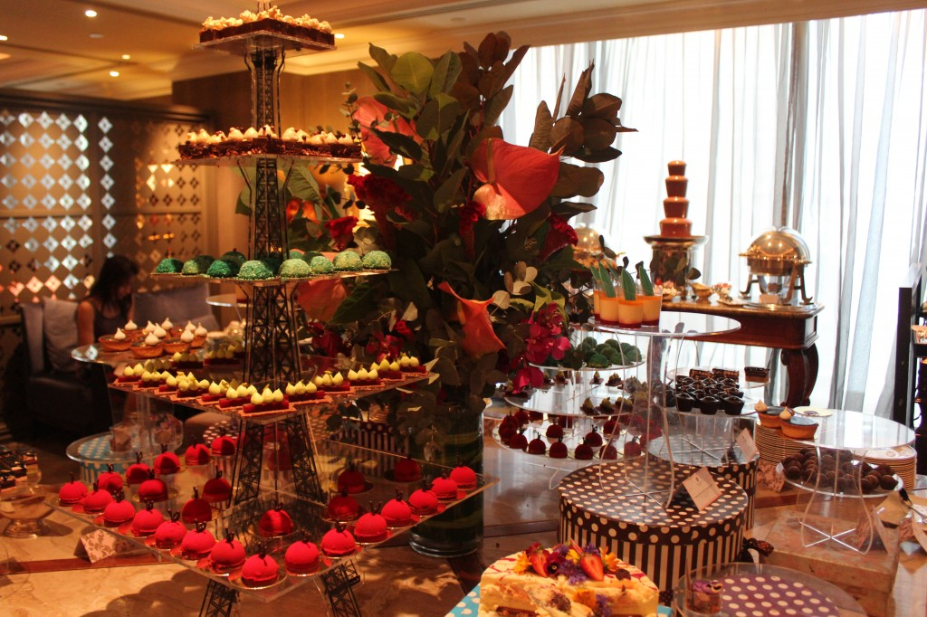 Little Wanderings - The Langham Chocolate Bar High Tea 10
