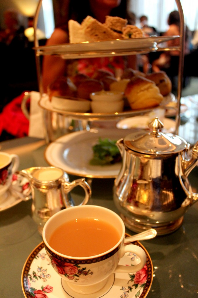Little Wanderings - The Langham Chocolate Bar High Tea 7