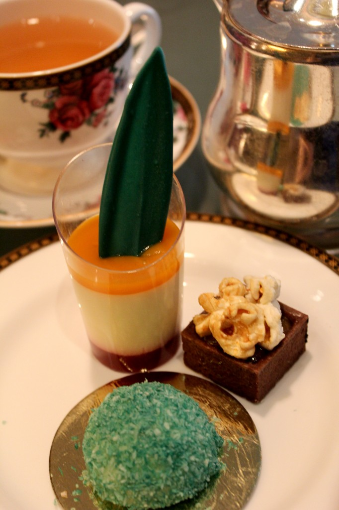 Little Wanderings - The Langham Chocolate Bar High Tea 8