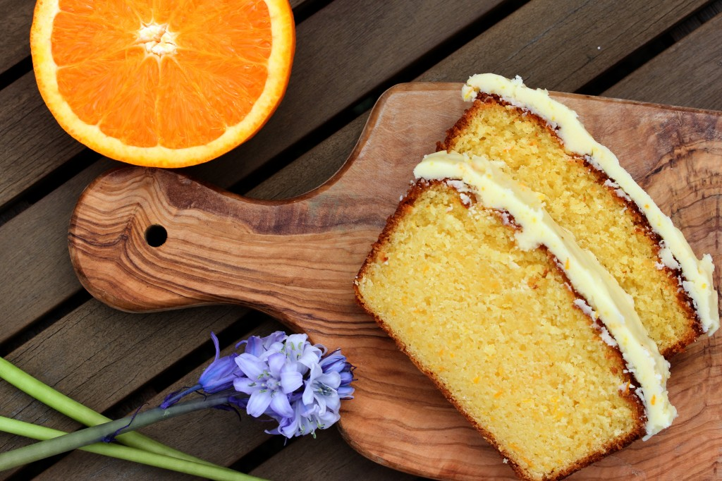 Little Wanderings - Grannys Orange Cake 1