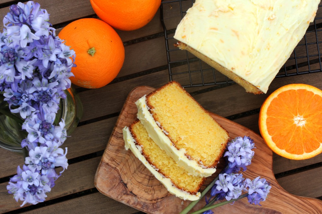 Little Wanderings - Grannys Orange Cake 2