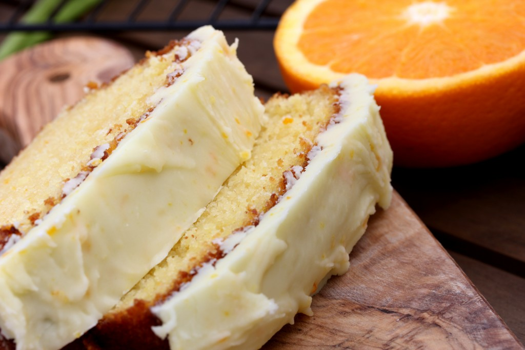 Little Wanderings - Grannys Orange Cake 3