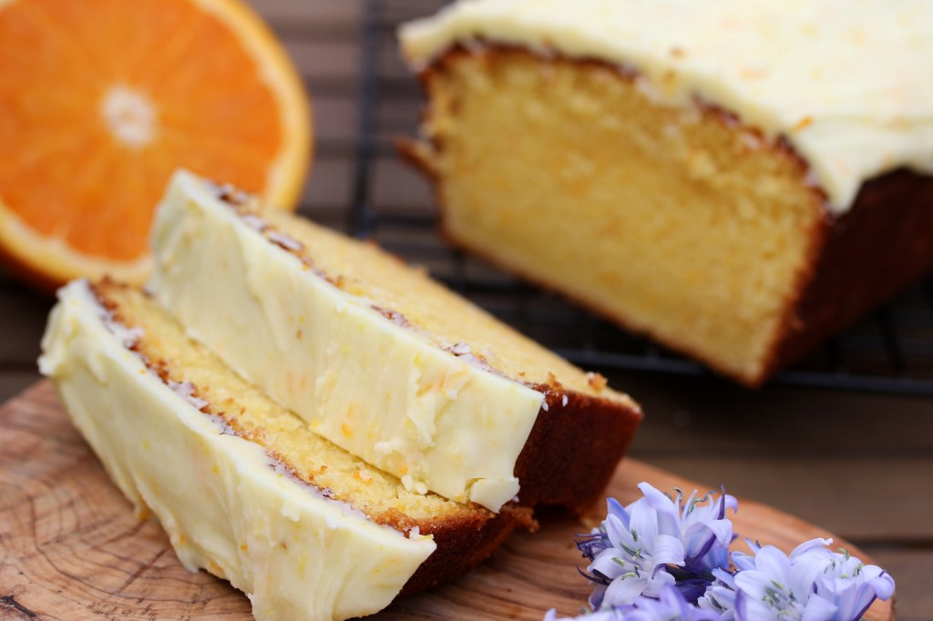 Little Wanderings - Grannys Orange Cake 4