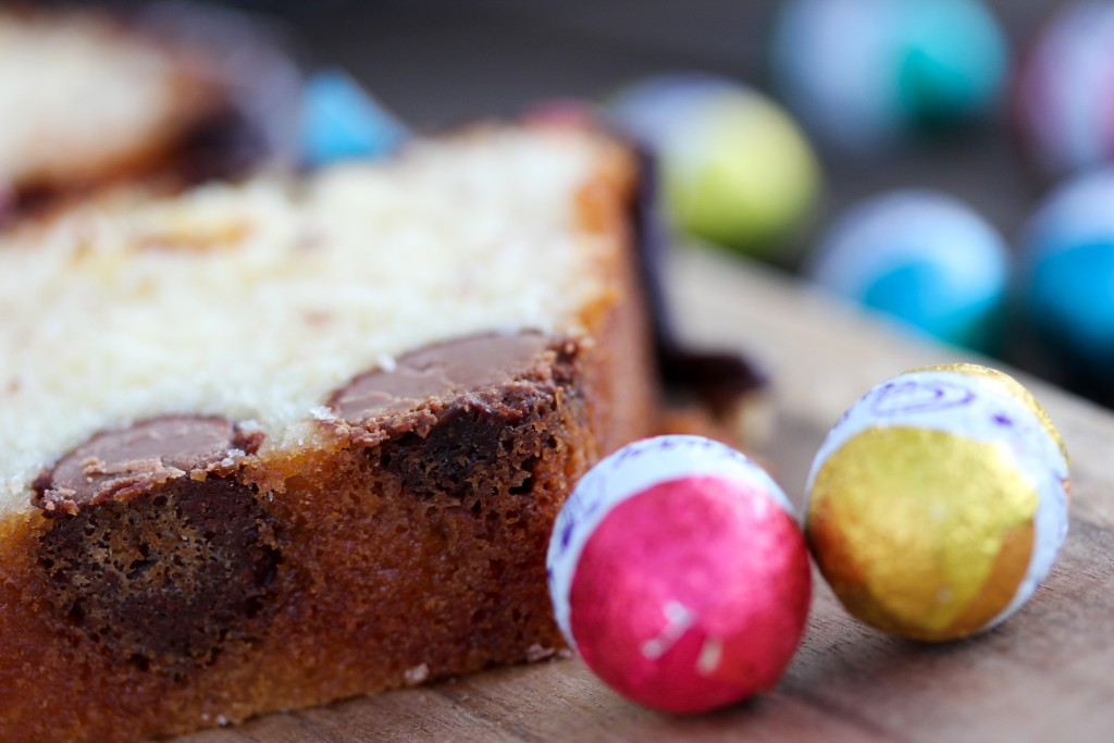 Little Wanderings - Easter Egg Cake 4