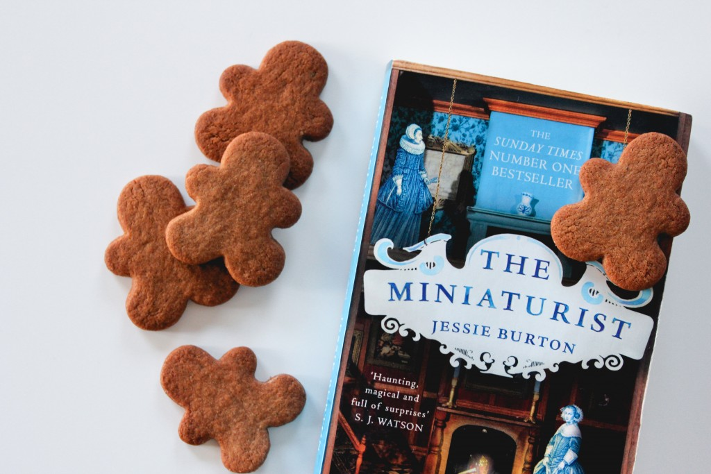 Little Wanderings - Books and Baking The Miniaturist 1
