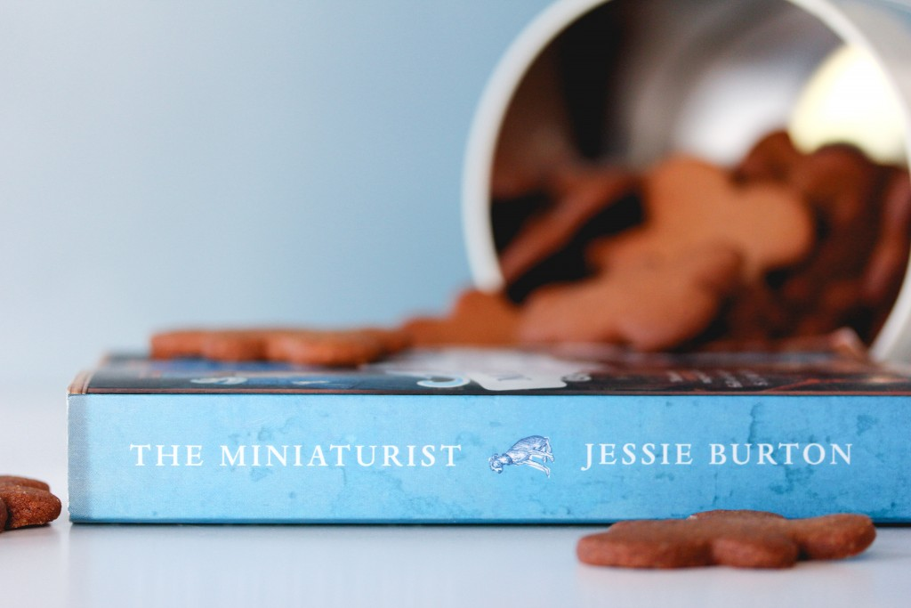 Little Wanderings - Books and Baking The Miniaturist 2