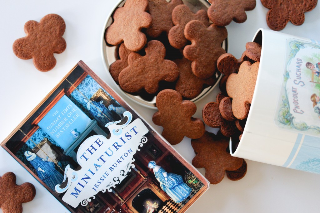 Little Wanderings - Books and Baking The Miniaturist 4