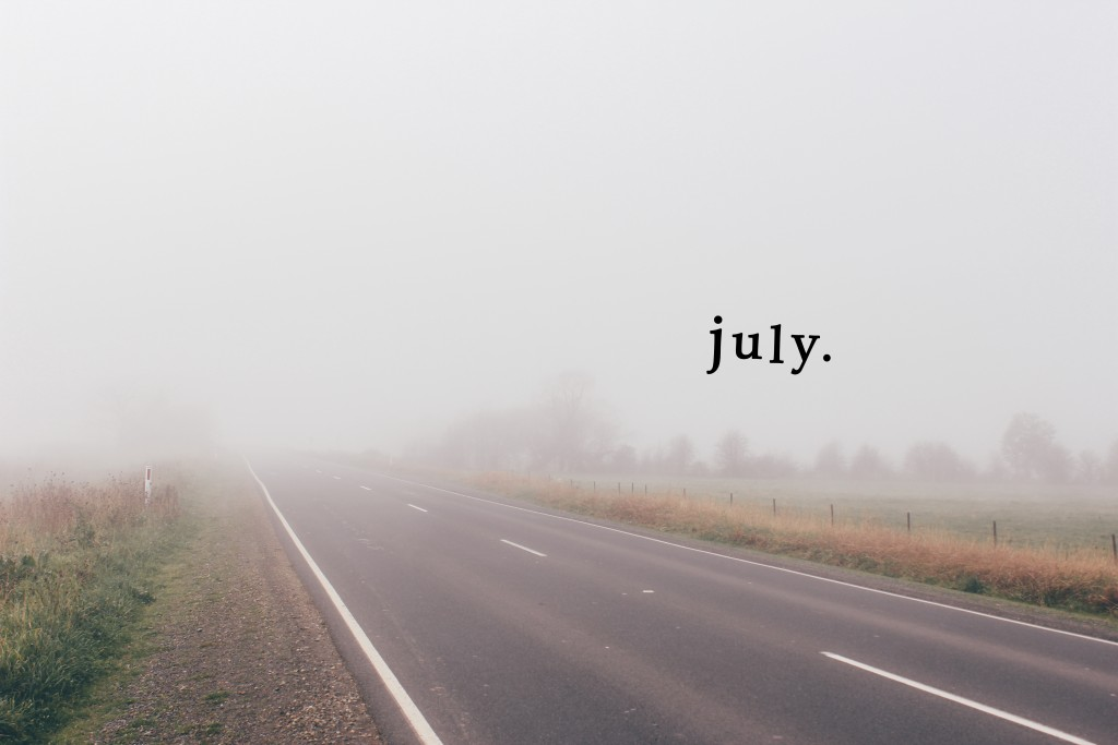 Little Wanderings - July 1